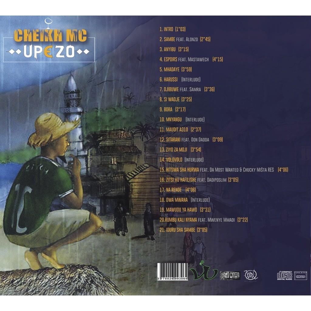 CHEIKH MC Upezo