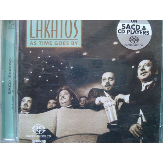 lakatos as time goes by ( sacd)