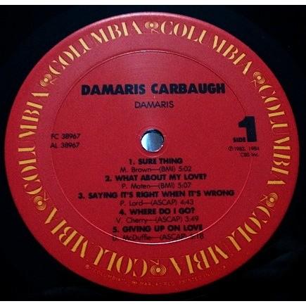 Damaris Carbaugh Dámaris