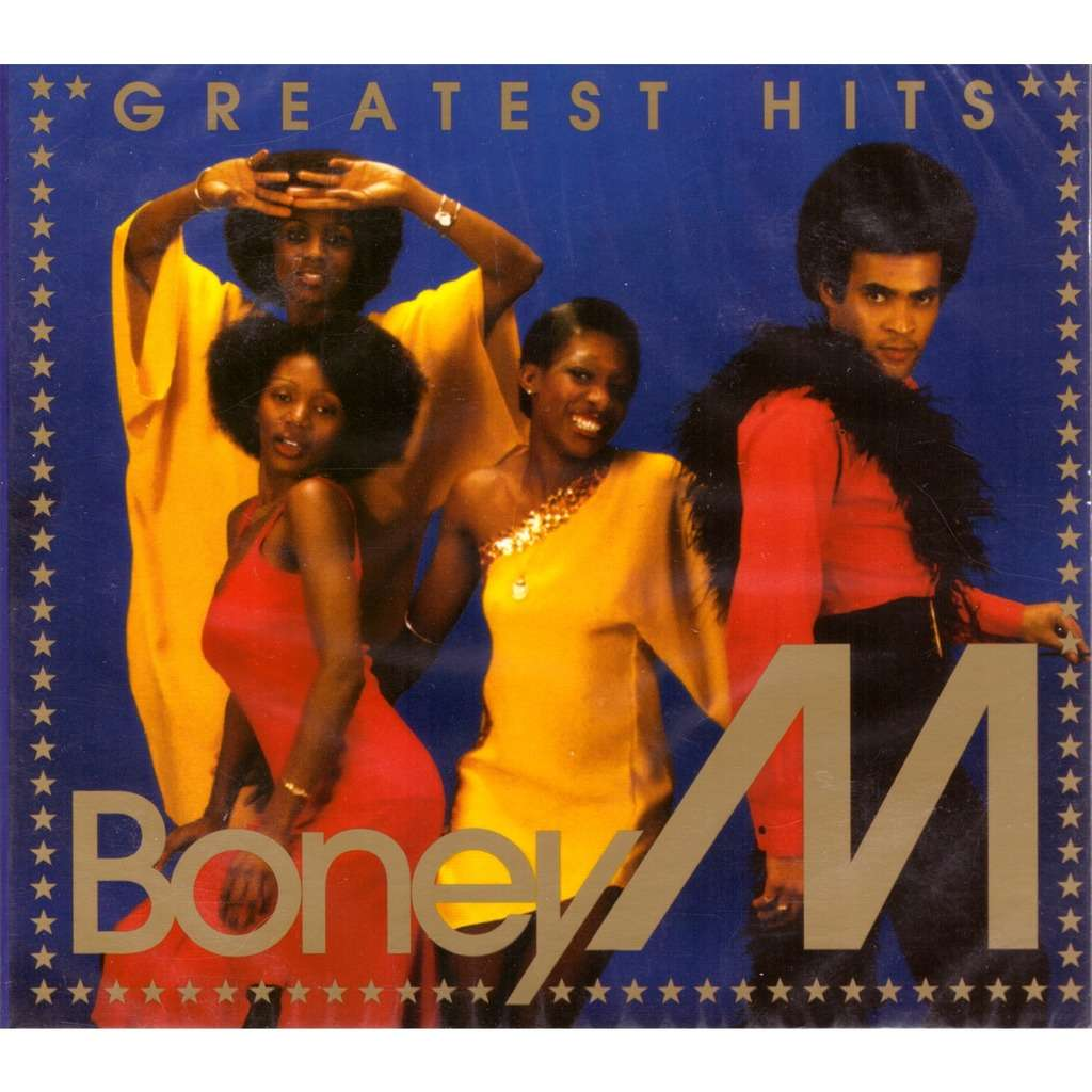 Greatest hits by Boney M, CD x 2 with rimacd - Ref:118883965