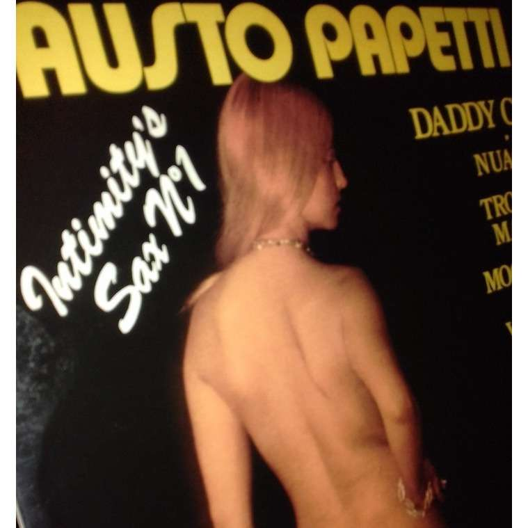 fausto papetti intimity's sax n°1