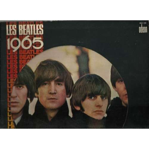 the beatles 1965 original complet