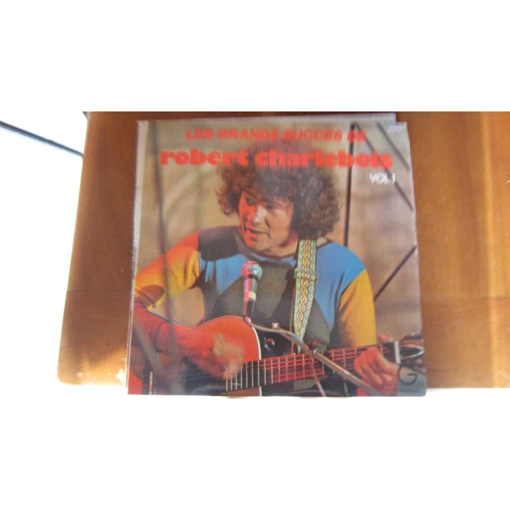 Robert Charlebois Double album Lindberg / quebec love / Mme Bertrand 18 titres