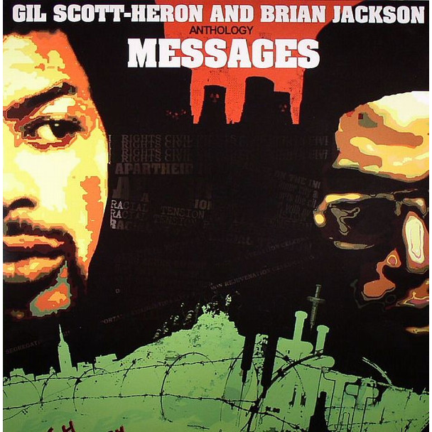 gil scott-heron and brian jackson messages, anthology