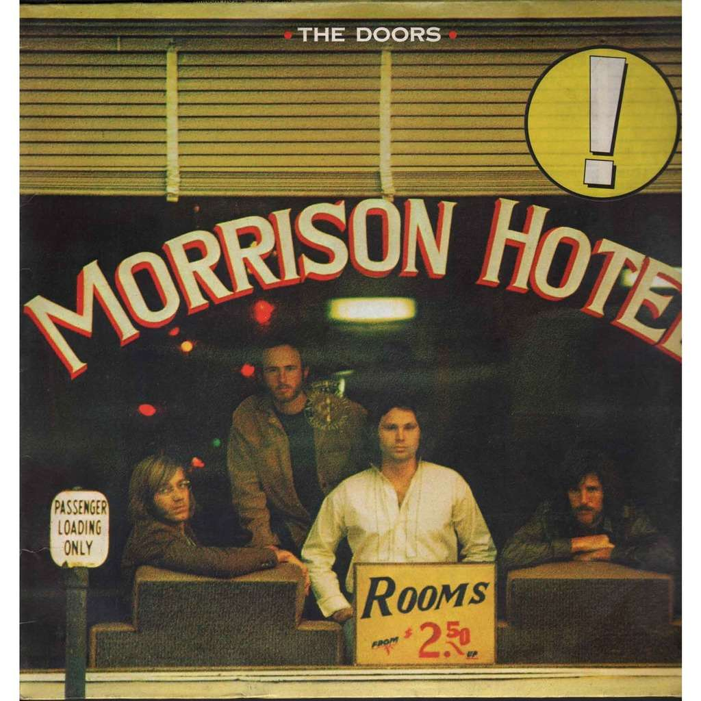 Morrison Hotel By The Doors Lp With Vinile33 Ref 855574110