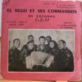 EL REGO ET SES COMMANDOS DE COTONOU - Dje kin mi - La loterie nationale du Dahomey - 7inch (SP)