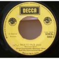 CHIEF COMMANDER EBENEZER OBEY - Face to face / Late Rex Lawson - 7inch (SP)