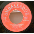 STARLITE BAND - Can I dance with you / Me ye meho ayie - 7inch (SP)