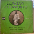 ALHAJI FATAYI OLOWONYO - ST - E le ewure wole - LP