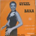 GYZEL (GYSEL) BAKA - La biguine c'est l'amour / Je suis des Caraïbes - 7inch (SP)