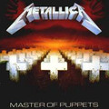 METALLICA ‎ - Master Of Puppets (lp) Ltd Edit Red Vinyl -U.K - 33T