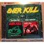 overkill the killing kind / bonus collection (agat records, 1997) russian pressing
