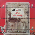 AC/DC - High Voltage (lp) Ltd Edit Colored Vinyl -Australia - LP