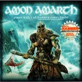 AMON AMARTH - First Kill / At Dawn's First Light (7) Ltd Promo With Magazine -Ger - 7 inch + Book