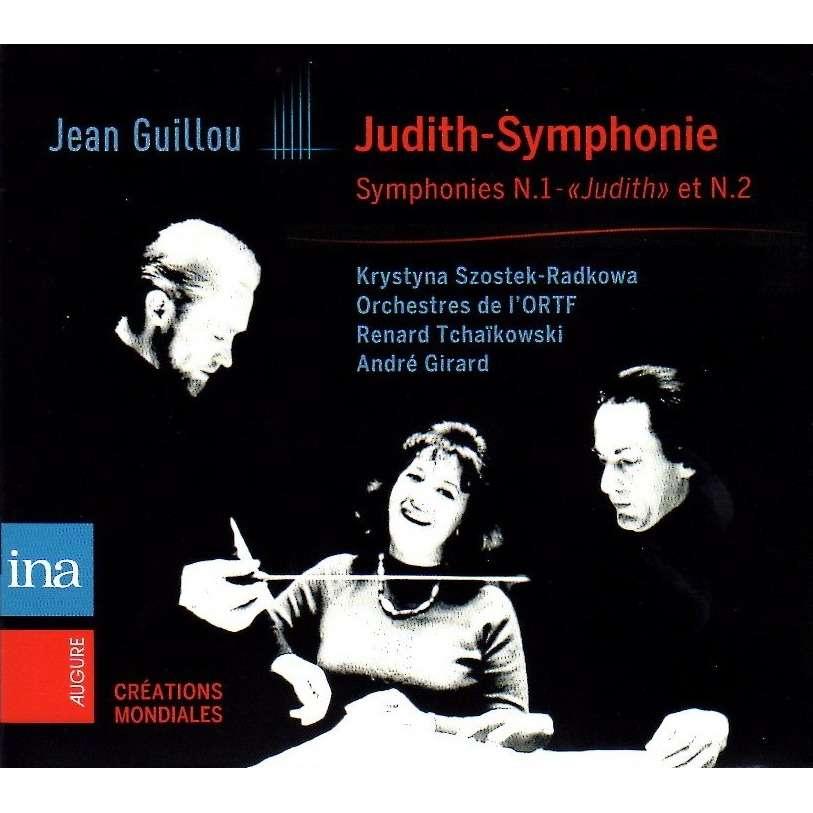 jean guillou Judith-Symphonie