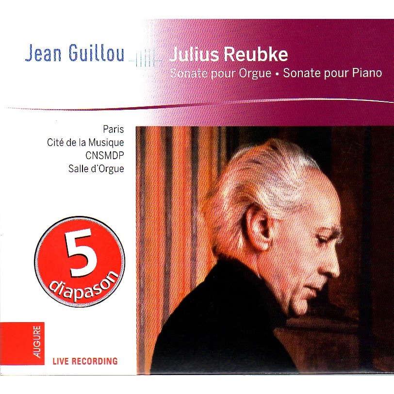 jean guillou Julius Reubke - Sonates