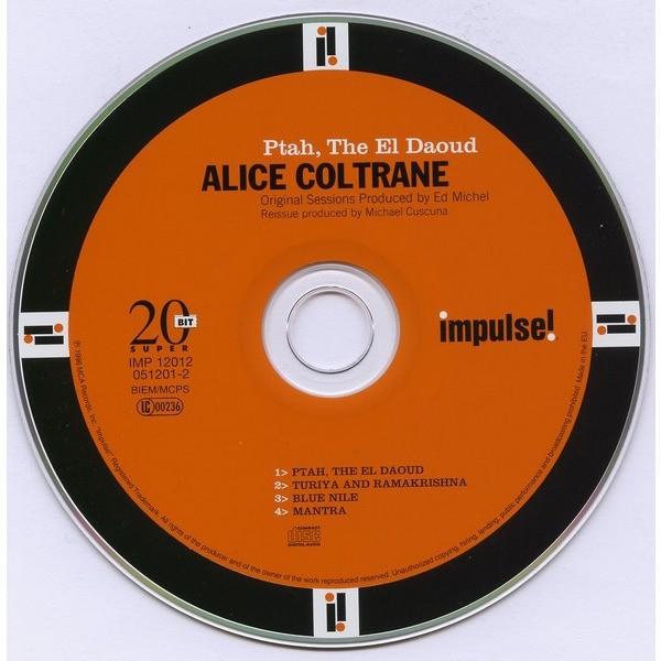 Alice Coltrane Ptah, The El Daoud
