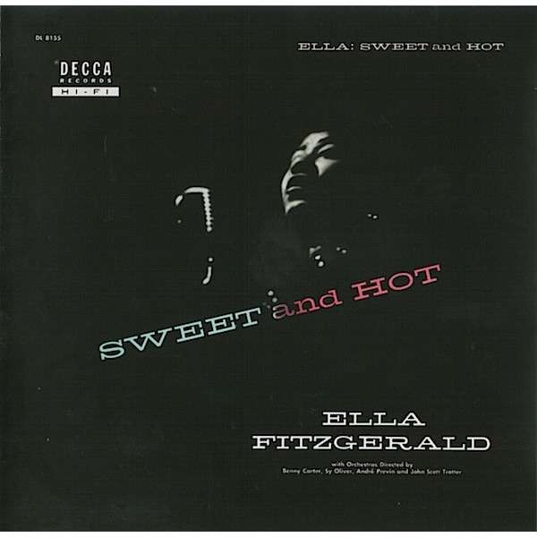 Ella Fitzgerald Sweet And Hot