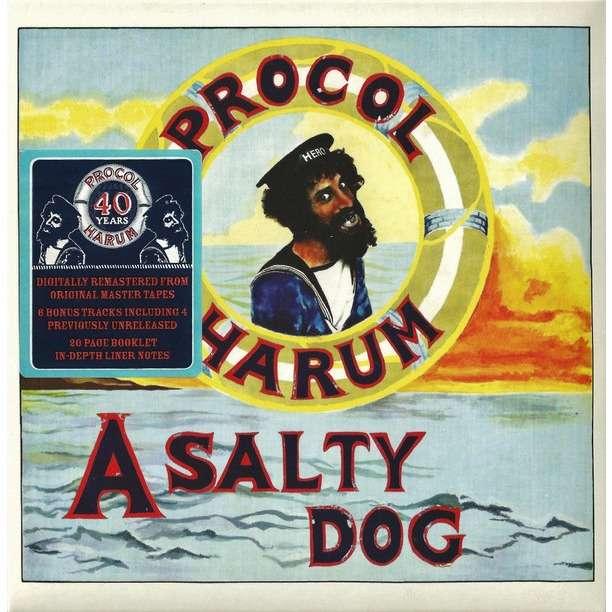 A salty dog - Procol Harum - (...