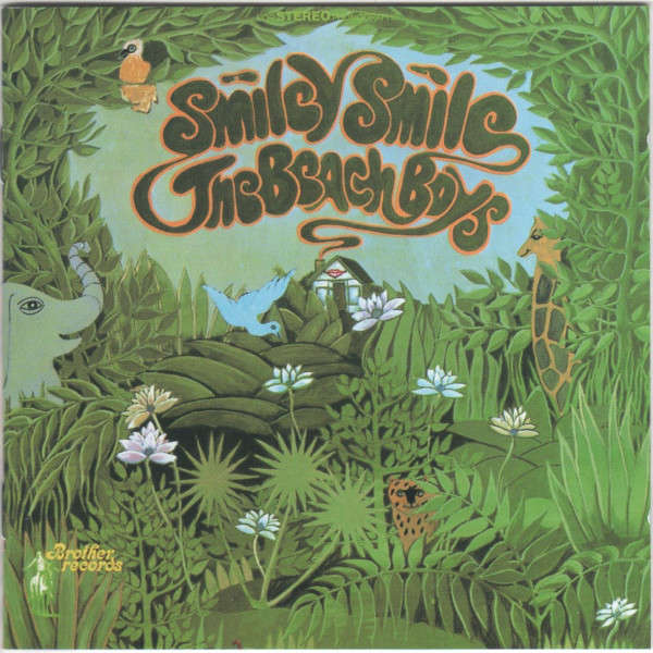 Beach Boys Smiley Smile Records Lps Vinyl And Cds