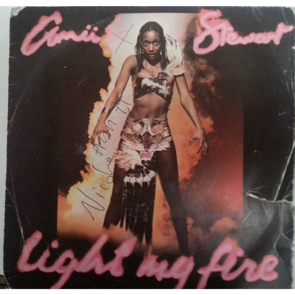Amii STEWART LIGHT MY FIRE