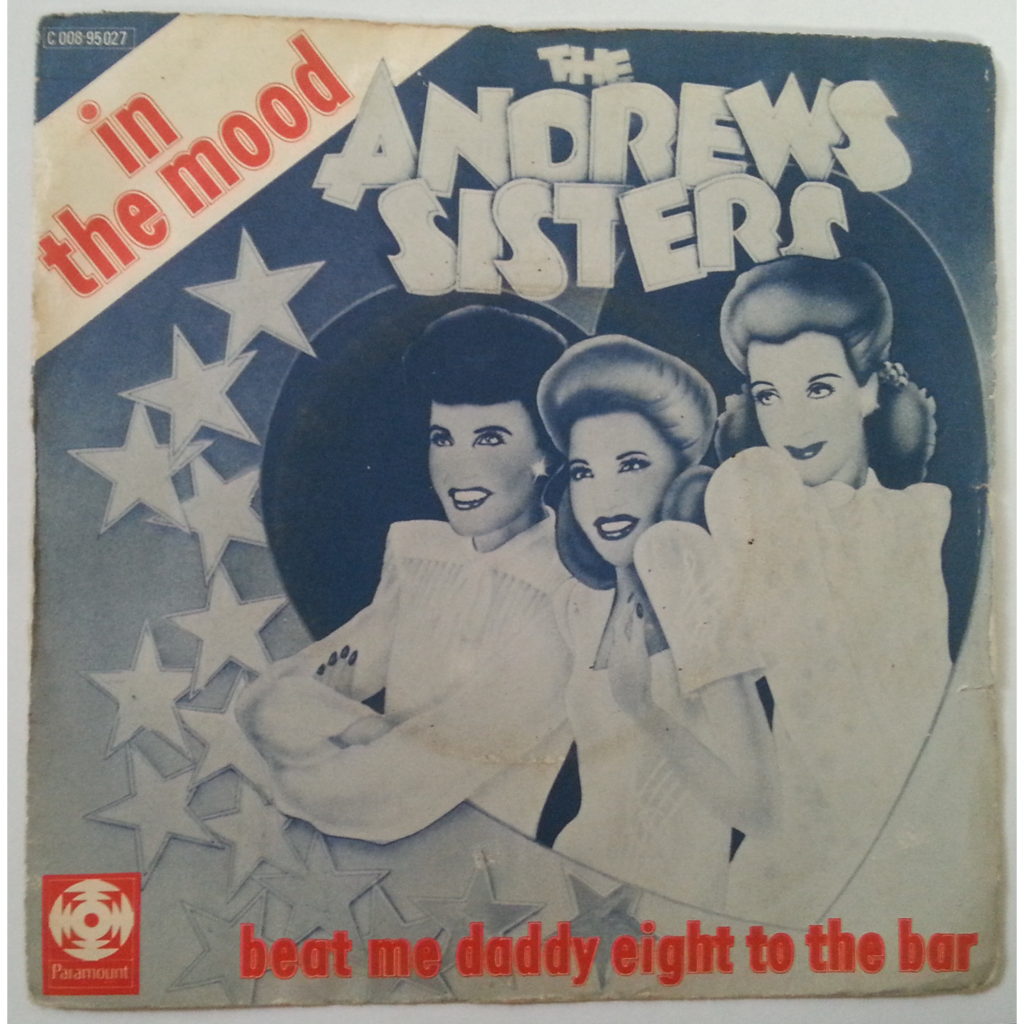 ANDREWS SISTERS IN THE MOOD
