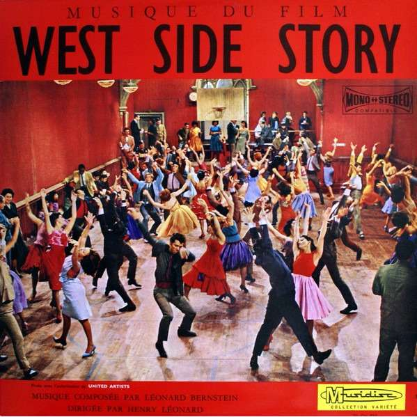 composer of west side story - 599×599