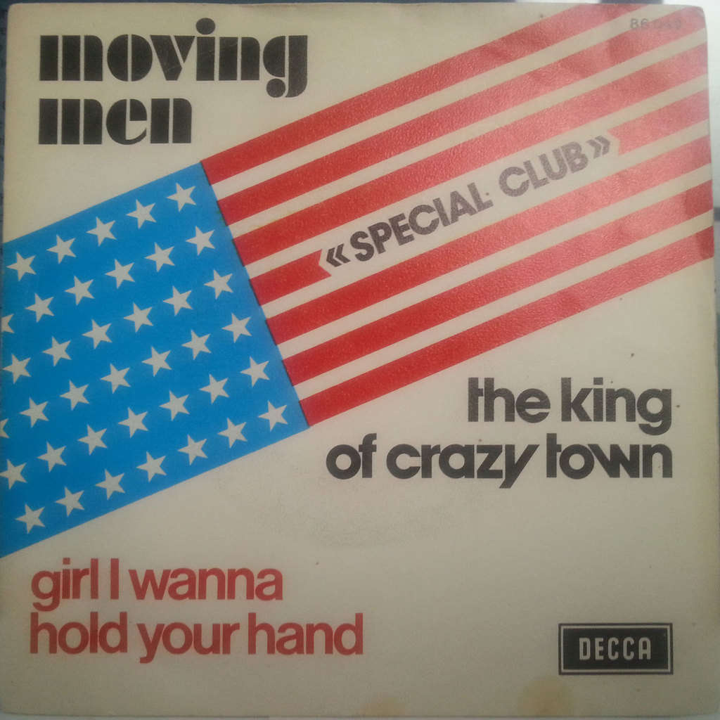 moving men the king of crazy town