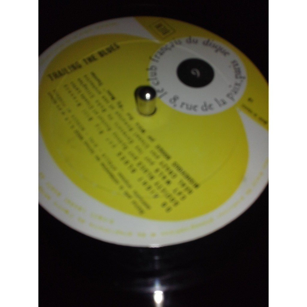 Various  (Vinyl, 10, Compilation ) Trailing The Blues