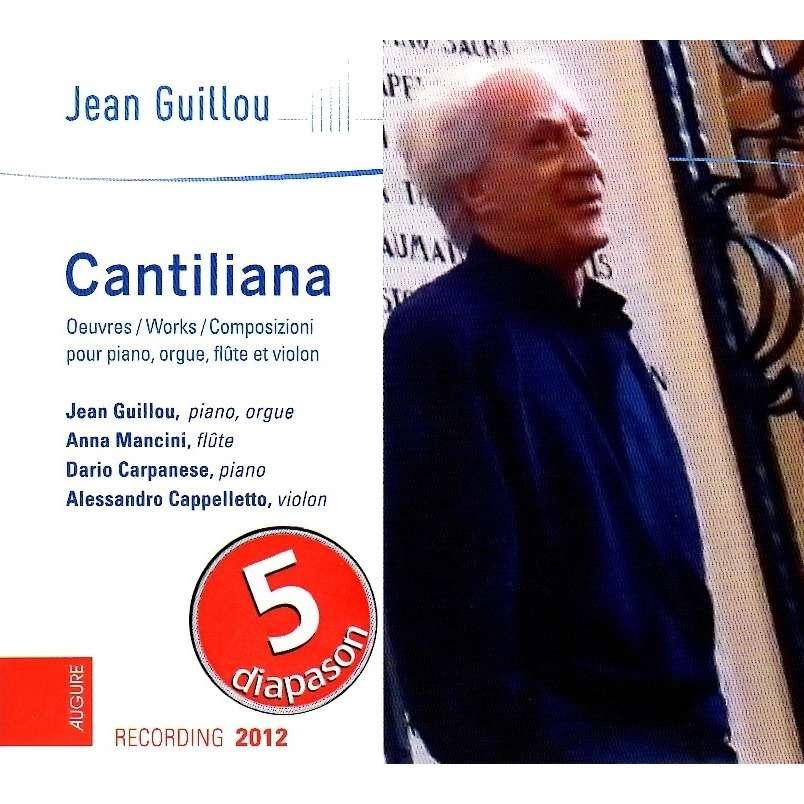 jean guillou Cantiliana