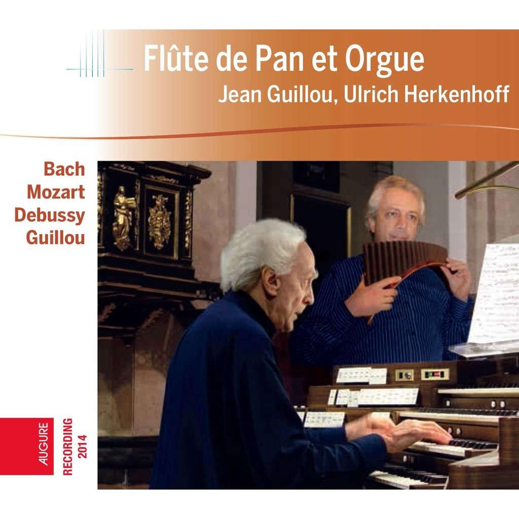 Jean Guillou et Ulrich Herkenhoff Flûte de Pan et Orgue