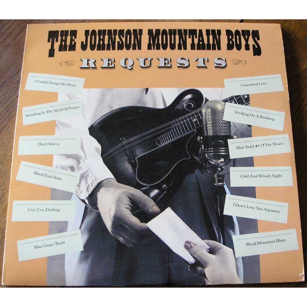 johnson mountain boys requests