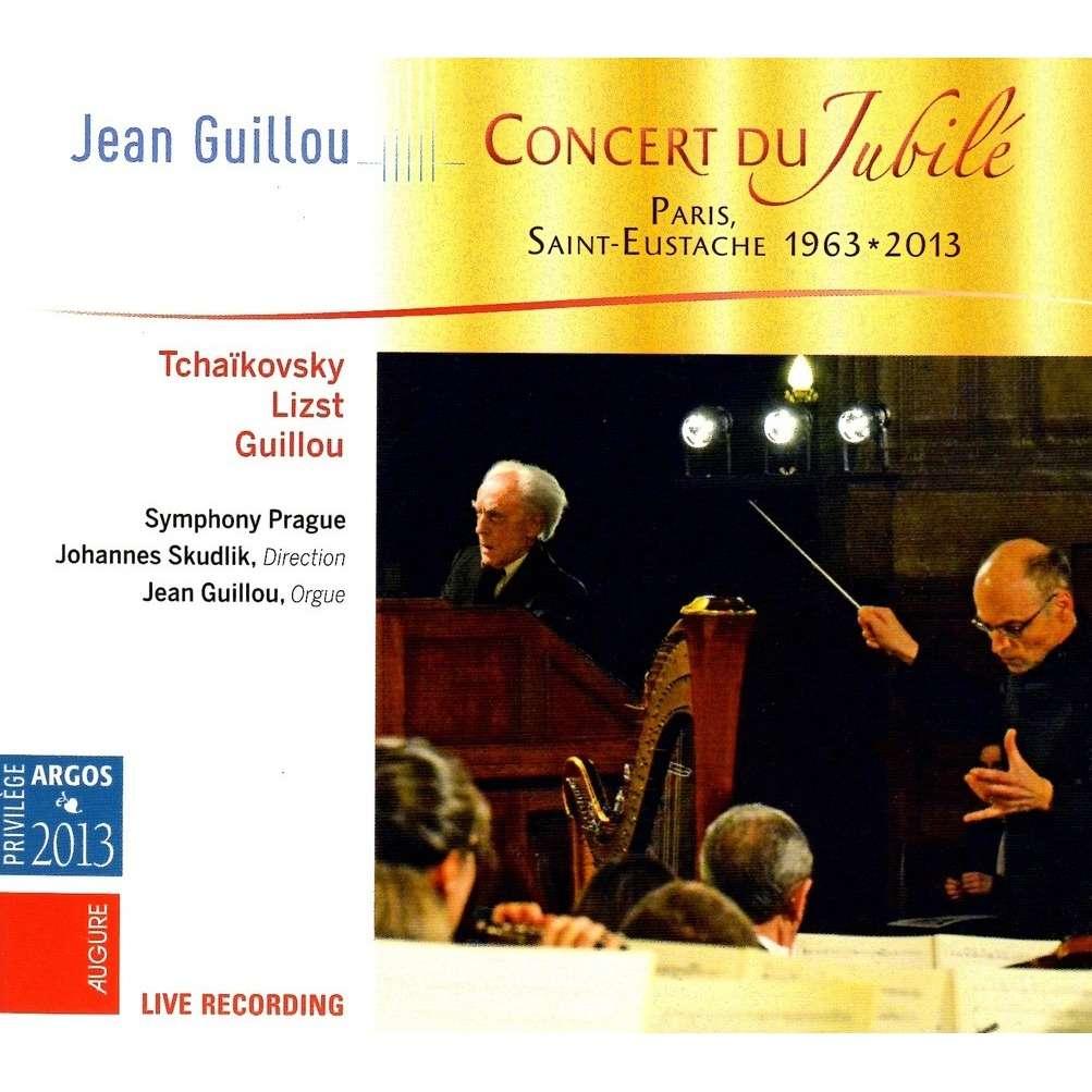 jean guillou Concert du Jubilé