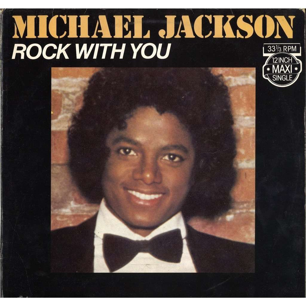 michael jackson rock with you