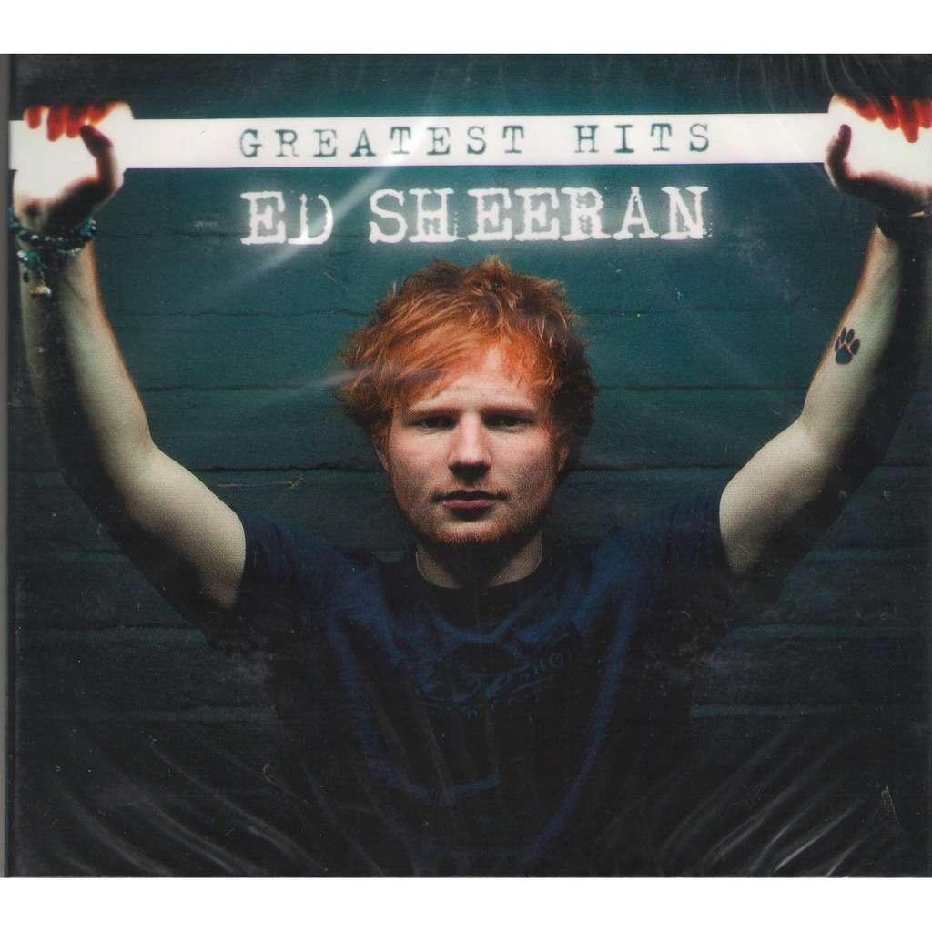 Greatest Hits 2 Cd Digipak Rare By Ed Sheeran Cd X 2
