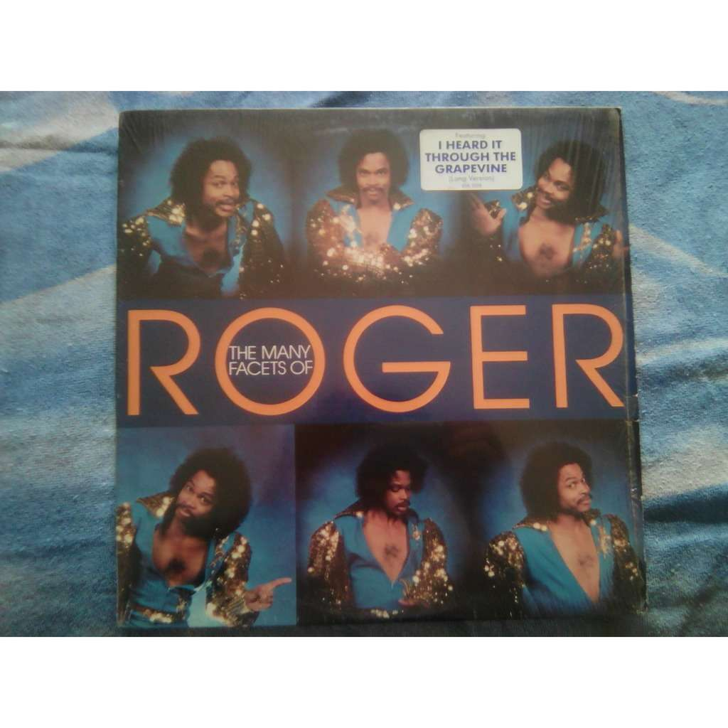 Roger Troutman (Zapp) The many facets of roger