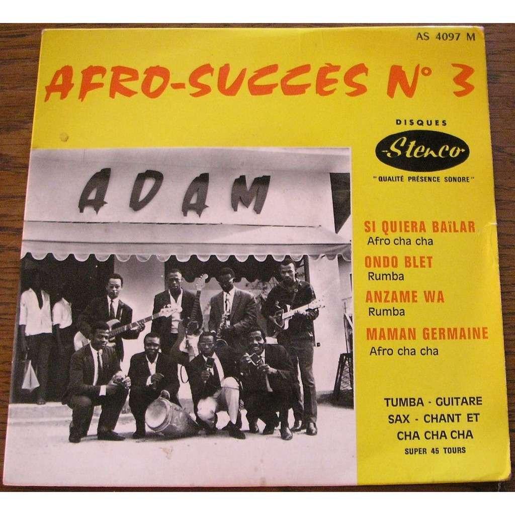 afro-succes n°3