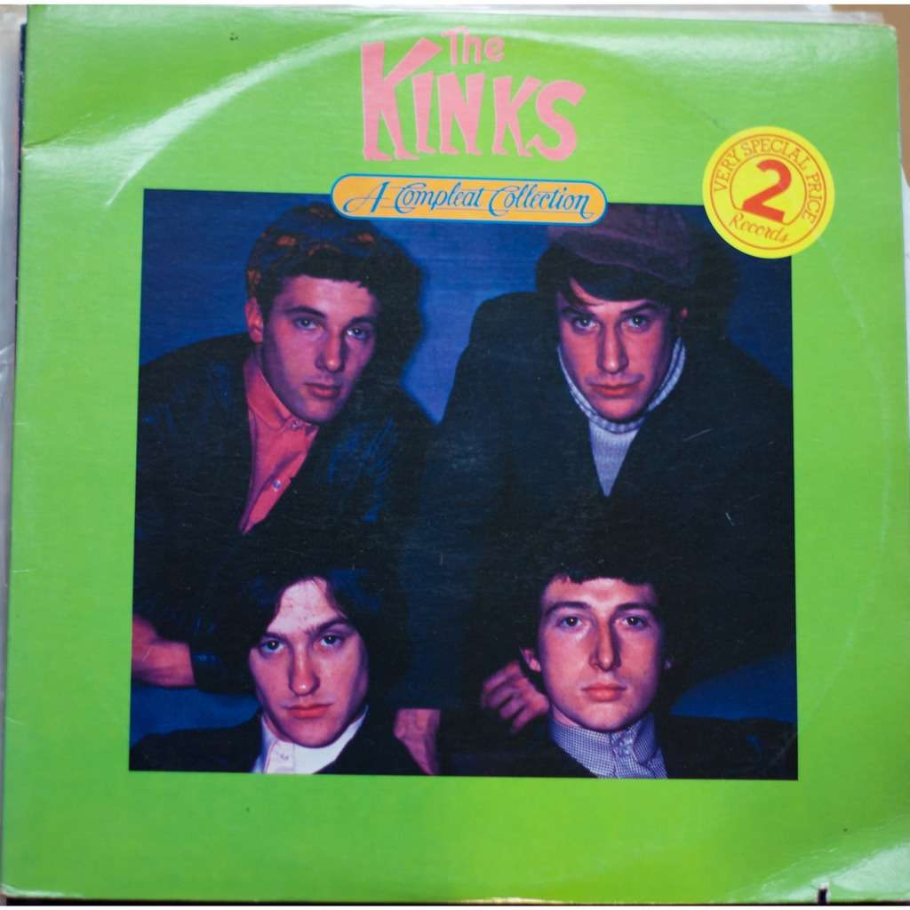KINKS A Compleat Collection