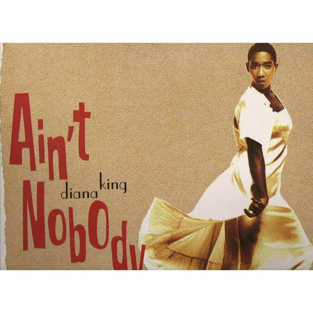 Diana King Ain't Nobody 4 Mixes