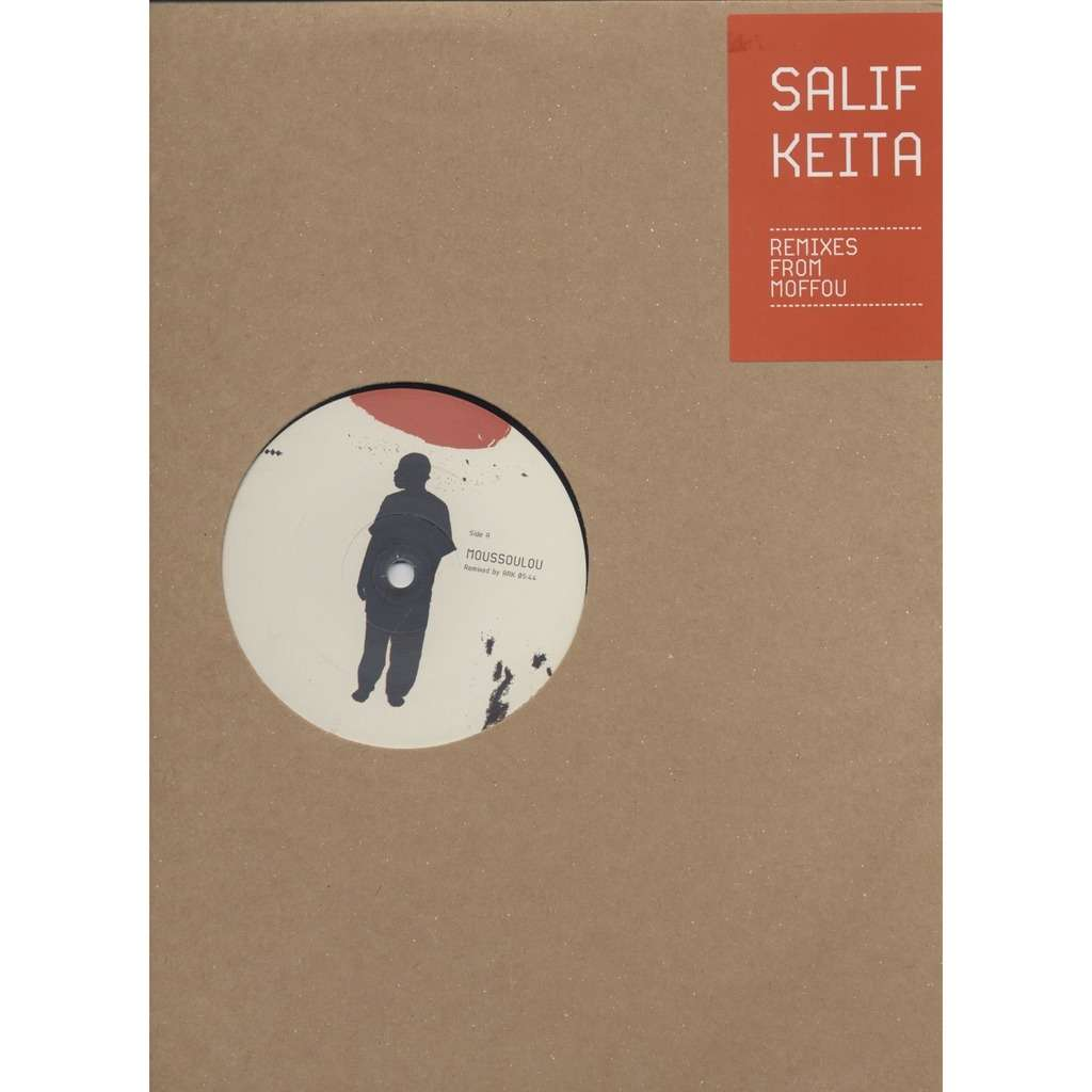 Salif Keita remixes from moffou- ( Moussoulou x2 / Madan)- limited