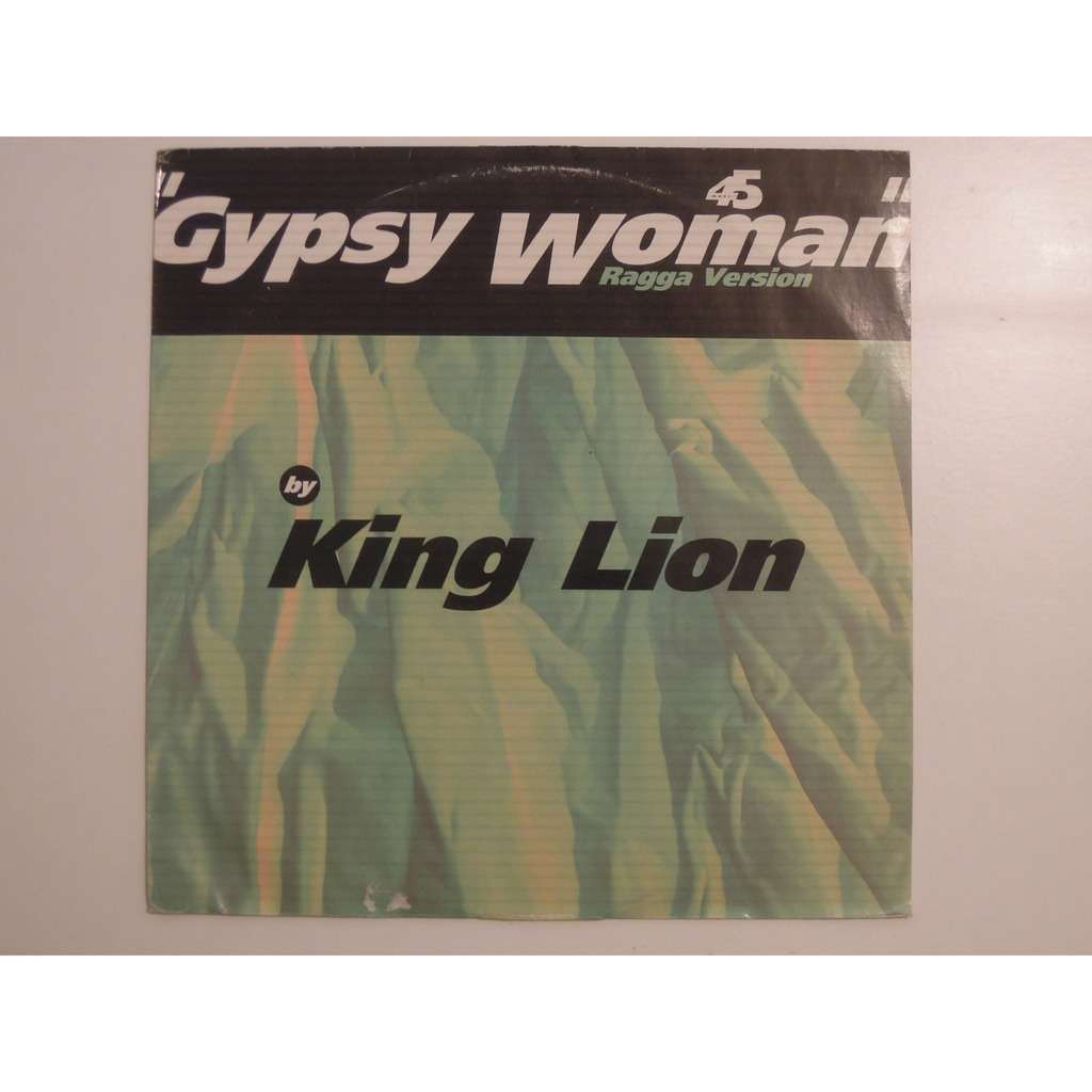 king lion gypsy woman ragga version