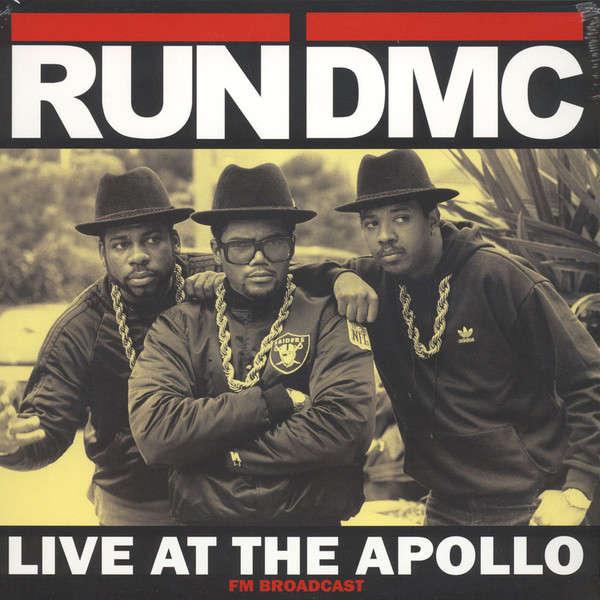 run dmc Live At The Apollo