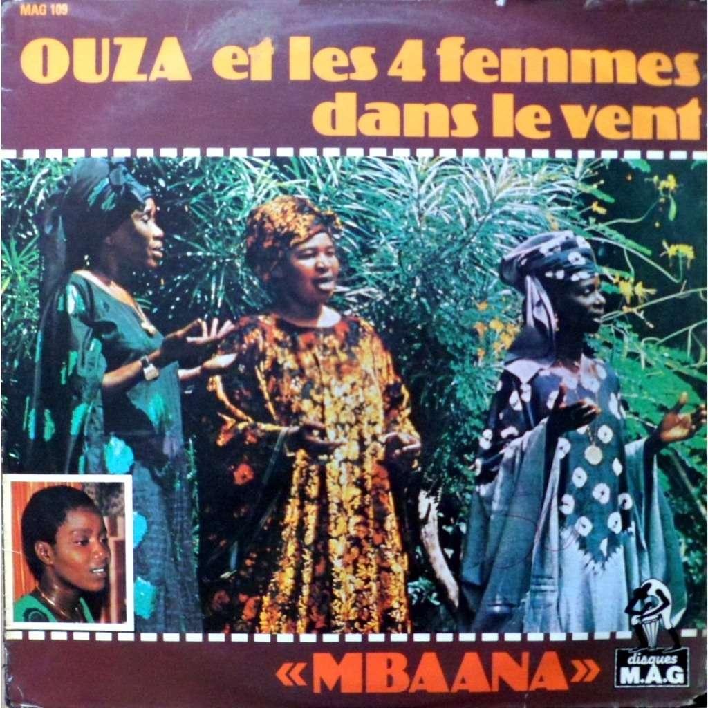 Ouza & les 4 femmes dans le vent Mbaana