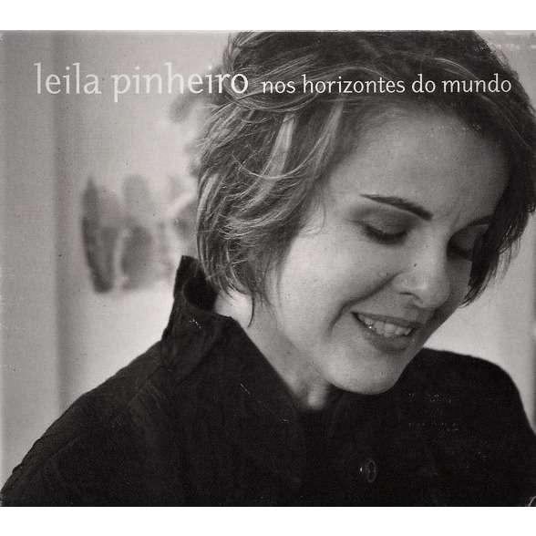 Leila Pinheiro  Nos Horizontes Do Mundo