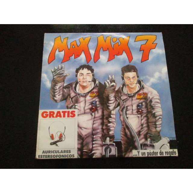 MAX MIX 7 max mix 7 - 2mix