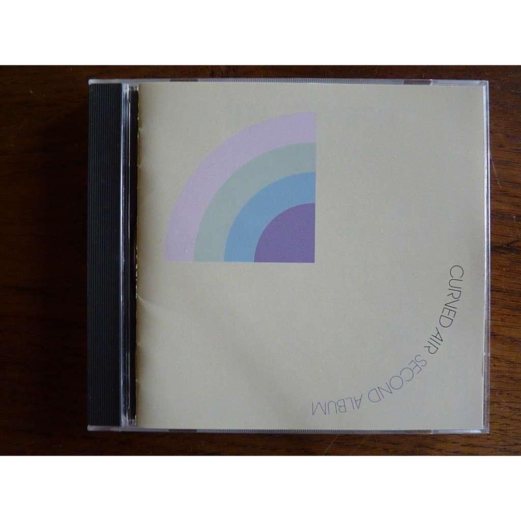 curved air second album