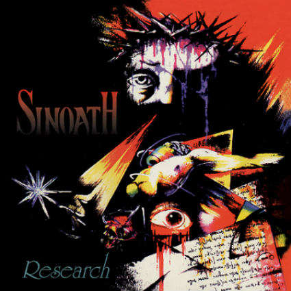 Sinoath Research (lp)