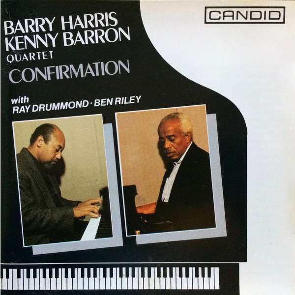 Barry Harris - Kenny Barron Quartet + Ray Drummond Confirmation
