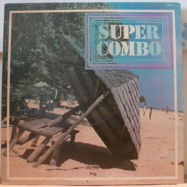 SUPER COMBO S/T - Mauvais eleve