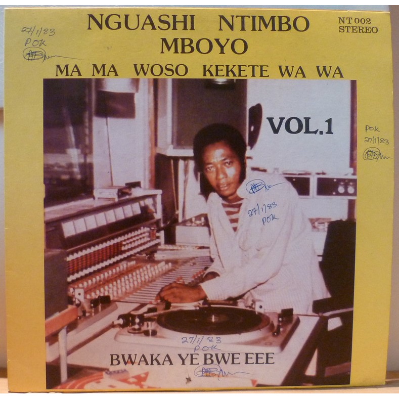 NGUASHI NTIMBO Mboyo